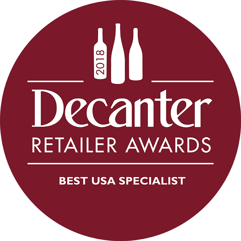 Decanter Retailer Awards | Best USA Specialist