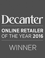 Decanter Online Retailer of the Year, 2016